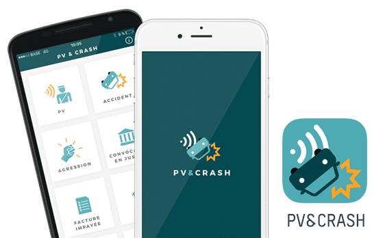 PV & Crash - Transmission rapide et gratuite de vos documents à votre avocat